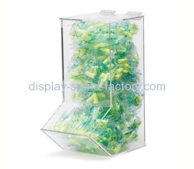Acrylic products manufacturer customize plastic bins acrylic