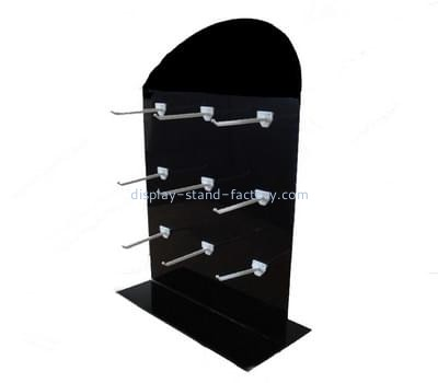 Customize acrylic display rack for hanging items NMD-294