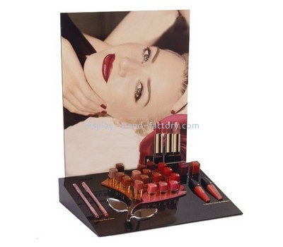 Customize lucite lip gloss display NMD-341