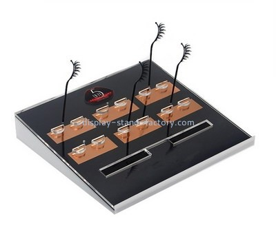 Customize acrylic cosmetic display tray NMD-370