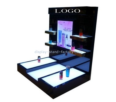 Customize retail makeup display stand NMD-378