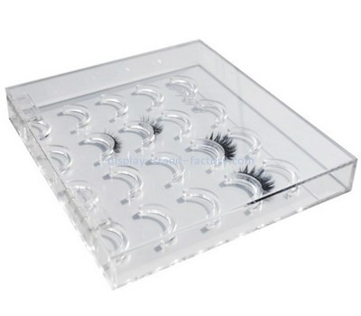 Customize acrylic lash storage box NMD-411