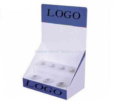 Customize retail acrylic makeup display NMD-438