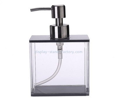 Customize acrylic lotion dispenser NMD-477