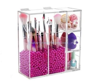 Customize acrylic makeup case NMD-483