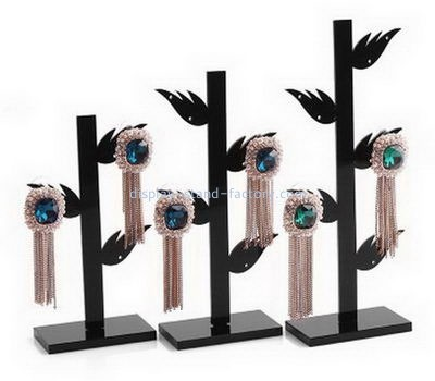 Customize perspex earring tree display NJD-155