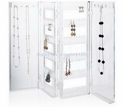 Customize acrylic unique jewelry displays NJD-162
