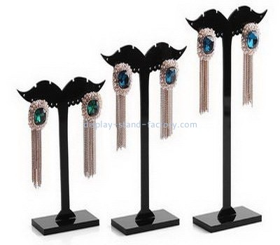 Customize acrylic girls earring stand NJD-178