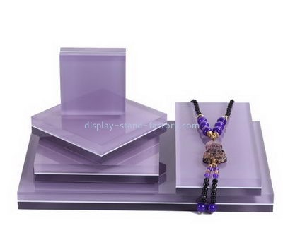 Customize jewellery display stands for shops NJD-199