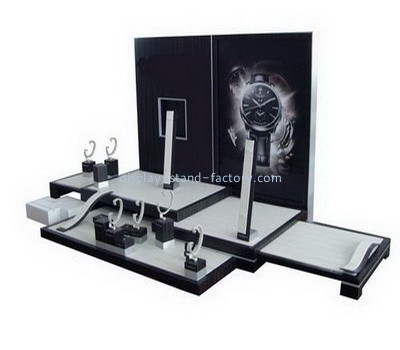 Customize acrylic jewelry display props NJD-208