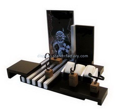 Customize lucite watch display stand NJD-212