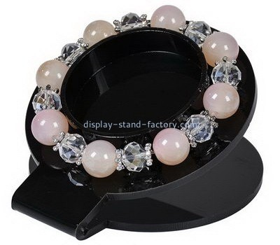 Customize acrylic bracelet display stand NJD-223