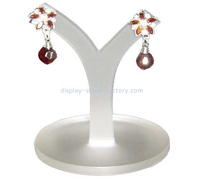 Customize acrylic stud earring display stand NJD-225
