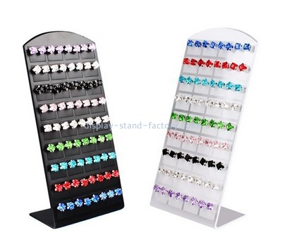 Customize acrylic stud earring holder stand NJD-227
