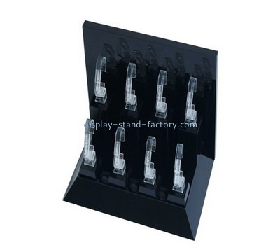 Customize perspex watch stands display NJD-232
