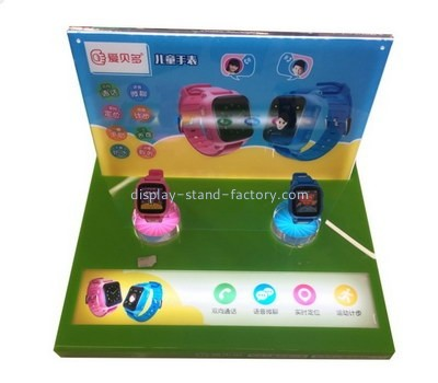 Customize perspex retail watch display NJD-233