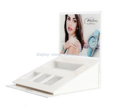 Customize lucite watch display holder NJD-235