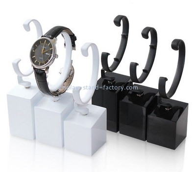 Customize plexiglass watch stands display NJD-237