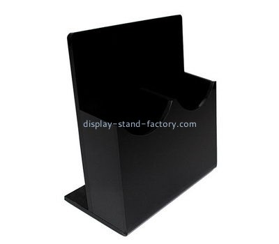 Customize acrylic a3 leaflet holder NBD-575