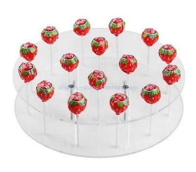 Customize acrylic lollipop display rack NFD-120