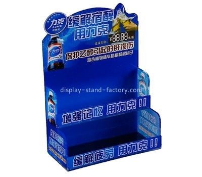 Customize plexiglass display holder NFD-131