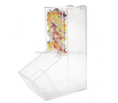 Customize lucite candy display box NFD-149