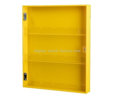 Customize acrylic narrow display cabinet NAB-930