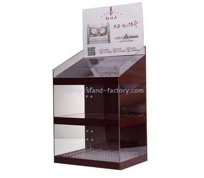 Customize acrylic display cabinets for sale NAB-931
