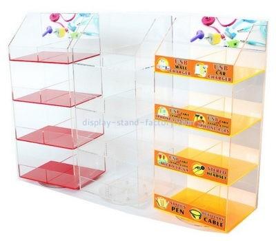 Customize acrylic display cabinets for sale NAB-936