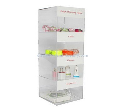 Customize acrylic collectors display cabinet NAB-938