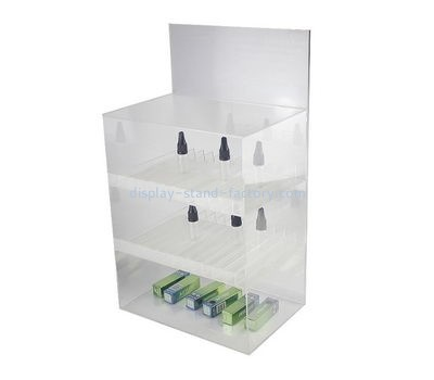 Customize lucite modern display cabinet NAB-940