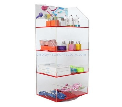 Customize lucite curio cabinets for sale NAB-944
