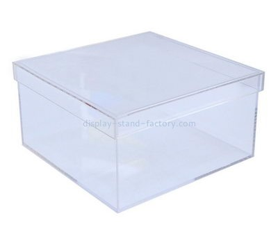 Customize perspex shoe box NAB-950