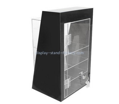Customize lucite collectors cabinet NAB-975