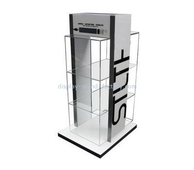 Customize acrylic small display cabinets for sale NAB-979