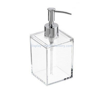 Customize acrylic lotion pump dispenser NAB-984
