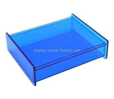 Customize acrylic organizer box NAB-989