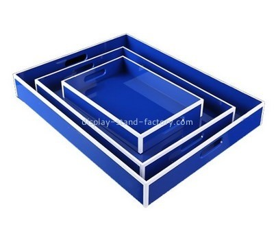 Customize acrylic office tray STD-111
