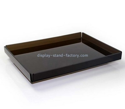 Customize acrylic food tray STD-116