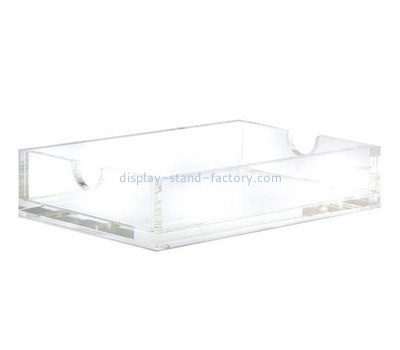 Customize small clear plastic trays STD-128
