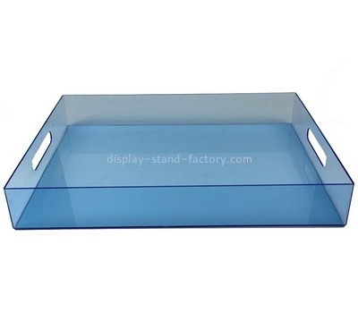 Customize lucite large tray STD-142