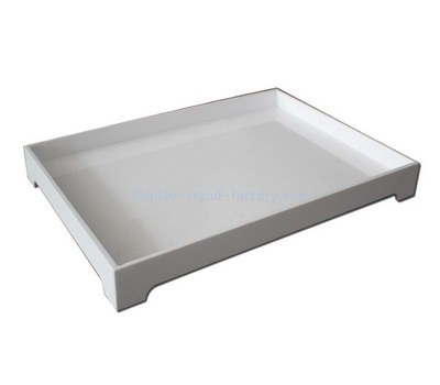 Customize plexiglass serving platters STD-155