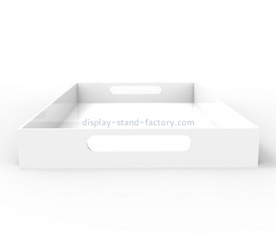 Customize perspex food tray STD-156