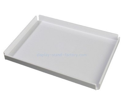 Customize lucite rectangular tray STD-158