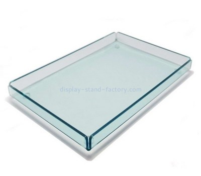 Customize acrylic service tray STD-163