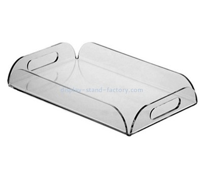 Customize acrylic party serving trays STD-164