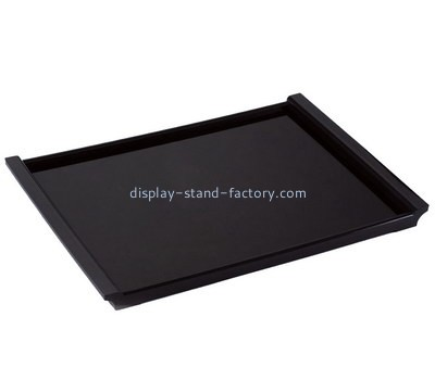 Customize acrylic large serving tray STD-193