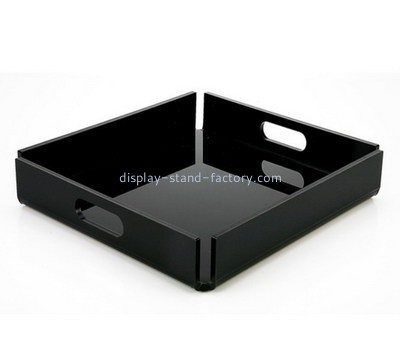 Customize plexiglass square tray STD-198
