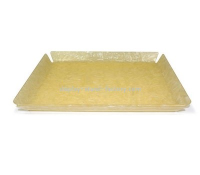 Customize lucite cheap serving trays STD-222