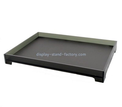 Customize lucite modern serving tray STD-226